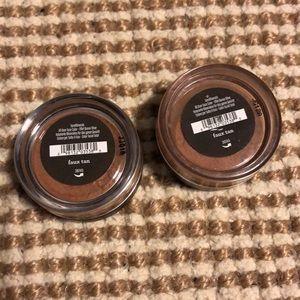 bareMinerals Makeup - Set of 2 Bare Minerals Bronzers